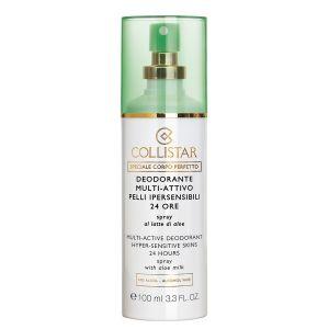 Collistar Deodorante Multiattivo Pelli Ipersensibili 24 ore Spray