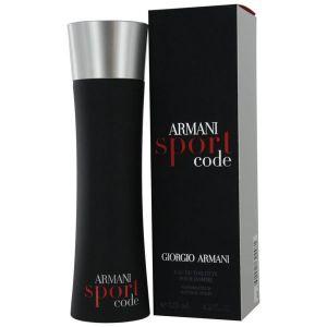 Armani Code Sport Uomo