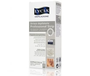 Lycia Eyebrows Strips With Pure Minerals