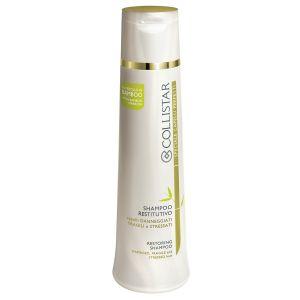 Collistar Shampoo Restitutivo per Capelli Danneggiati Fragili e Stressati