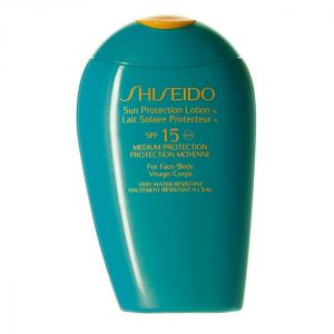 Shiseido Suncare - Sun Protection Lotion SPF15