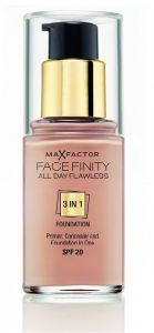 Max Factor Fondotinta Face Finity