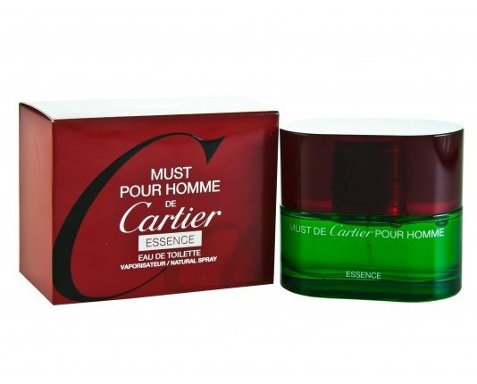 bad873e4589 Must de Cartier Pour Homme ESSENCE
