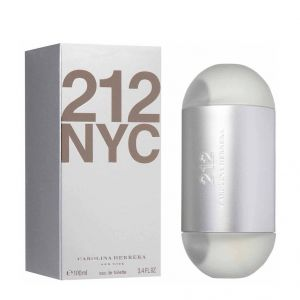 212 NYC Woman Herrera