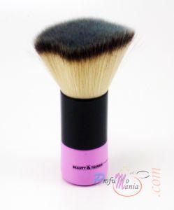 Pennello kabuki Corto B&T Professional Art.6051