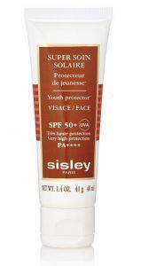 Sisley Super Soin Solaire Visage SPF 50+