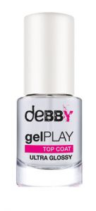 Debby gelPLAY Top Coat Ultra Glossy