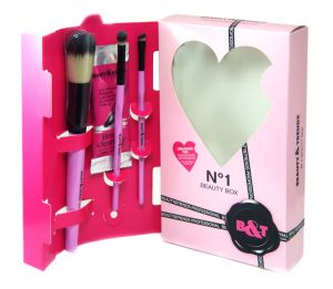Set di Pennelli B&T Professional N°1