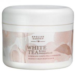 English Garden White Tea & Rosa Mosqueta Oil - Gommage Corpo Pelle Perfetta