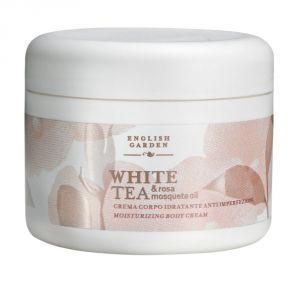 White Tea & Rosa Mosqueta Oil - Crema Corpo Idratante Antimperfezioni