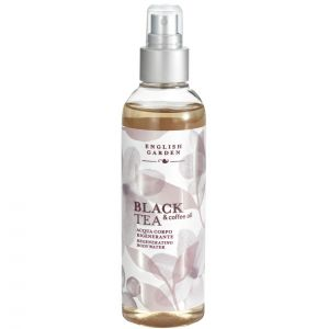 Black Tea & Coffee Oil - Regenerating Body Water