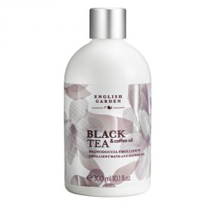 Black Tea & Coffee Oil - Emollient shower gel