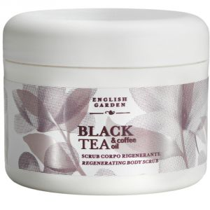 Black Tea & Coffee Oil - Scrub Corpo Rigenerante