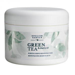 Green Tea & Cherry Oil - Scrub Corpo Rinnovatore