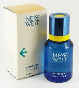 NEW WEST Skinscent for men