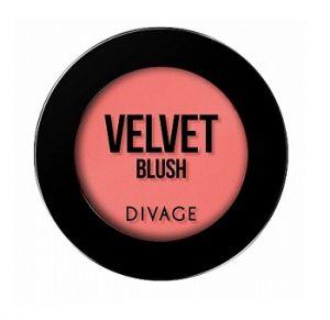 "Divage Compact Blush ""Velvet"""