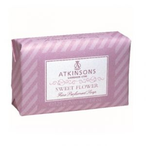 ATKINSONS Fine Perfumed Soaps 125g