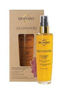 Biopoint Ayurveda Qiuntessenza di Bellezza Olio Setificante Spray