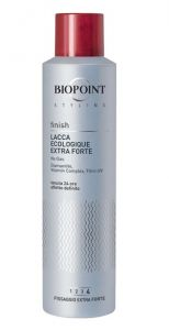 Biopoint Styling Finish Lacca Ecologica Extra Forte